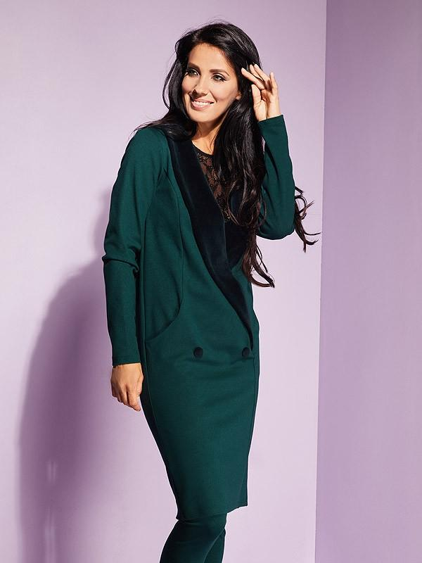 "Lega kleit ""Gosselin Dark Green"""
