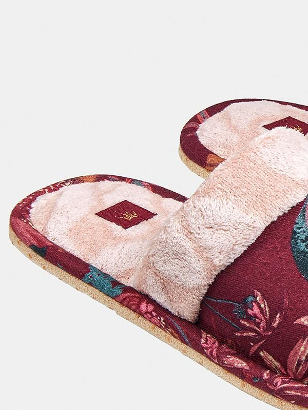 "Triumph sussid ""House Slipper Bordeaux"""